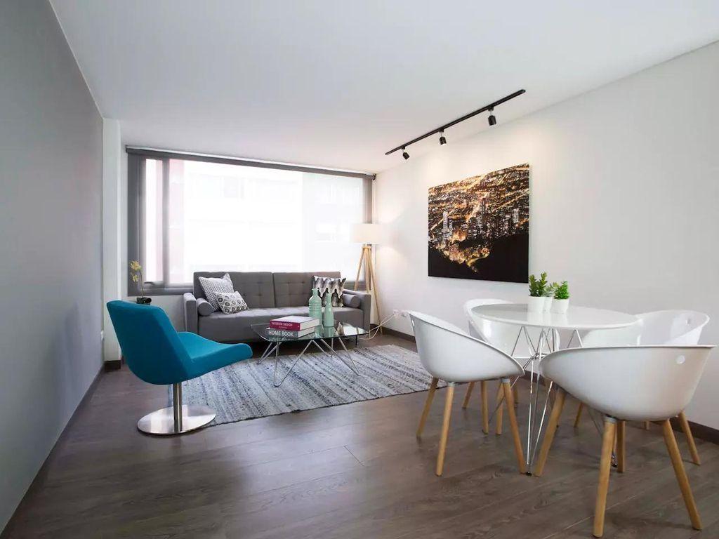 Alojamiento provisto de 2 habitaciones
