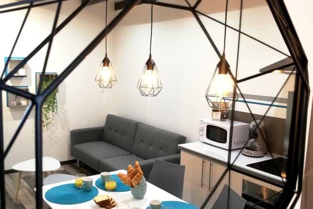 Vivienda de 1 habitación en Languidic