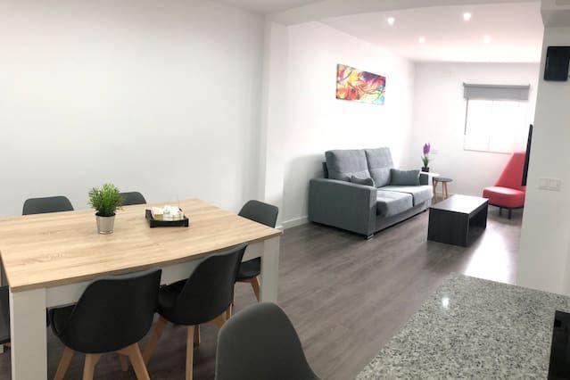 Atractiva residencia en València