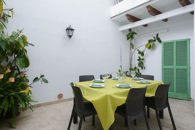 Property for 6 people in Alcúdia