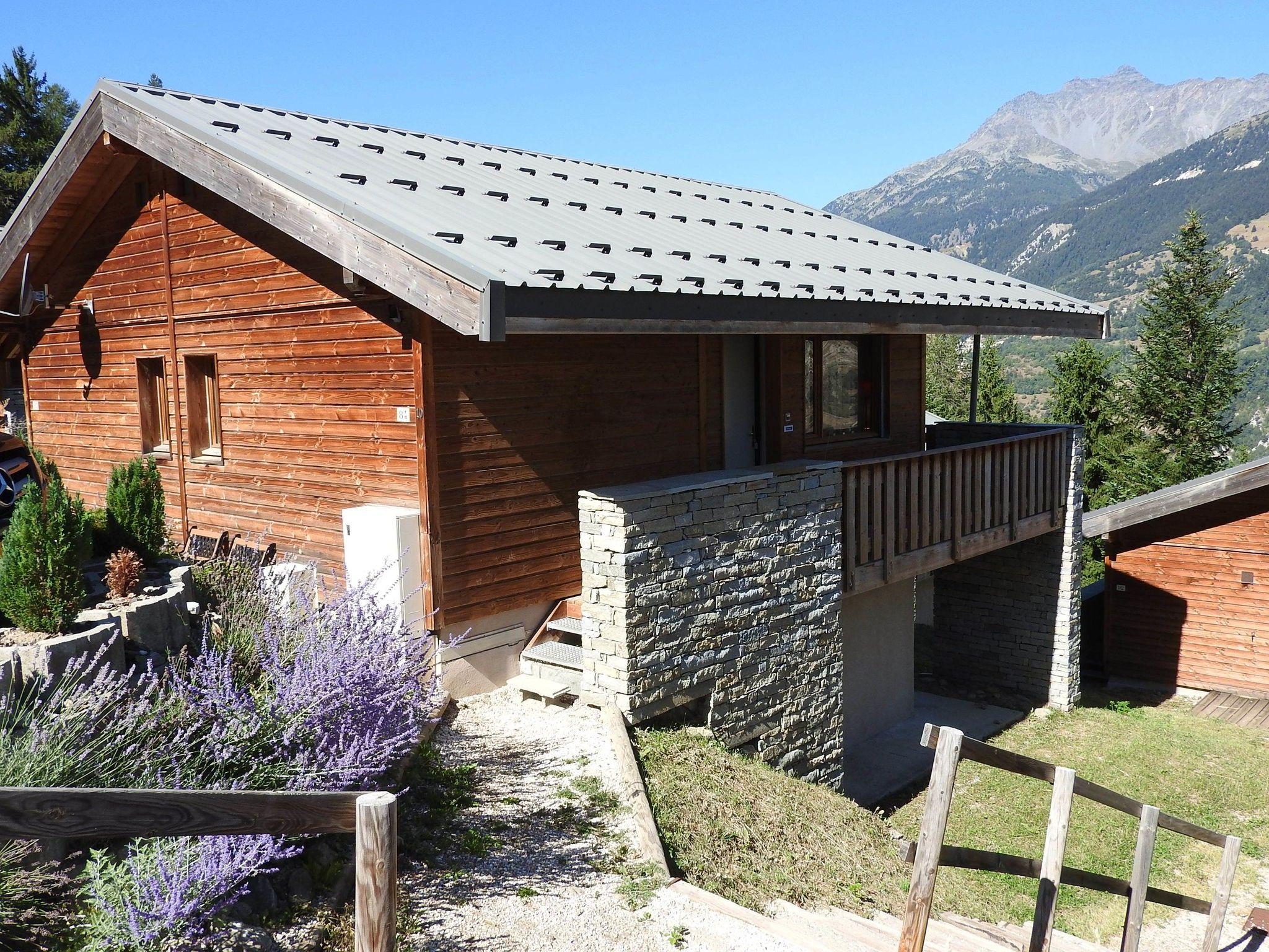 Residencia de 2 habitaciones en Villarodin-bourget