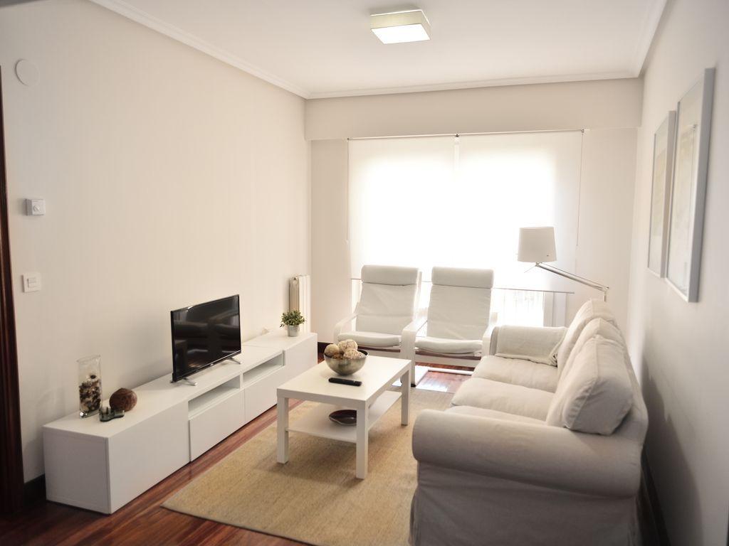 Apartamento para 4 huéspedes en San sebastian