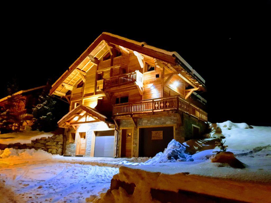 Familiar alojamiento en Puy-saint-vincent