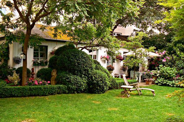 Casa de campo en Außenalster