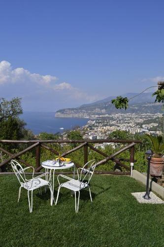 Residencia con desayuno incluído en Sorrento