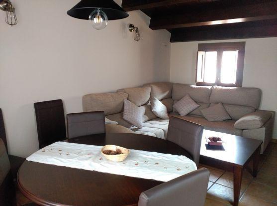 Casa de 2 habitaciones en Tronchón