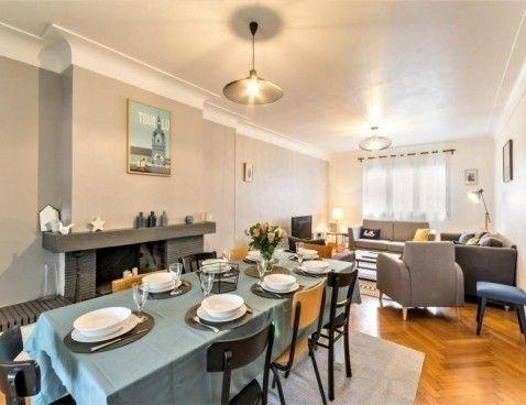 Alojamiento hogareño de 165 m²