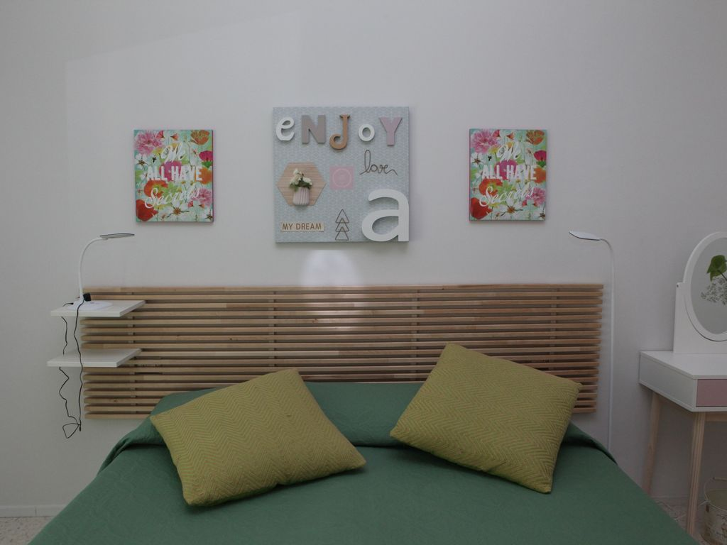 Vivienda en Salerno de 2 habitaciones