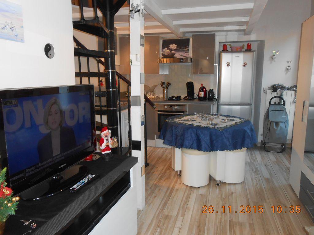 Vivienda en Villefranche sur mer de 1 habitación