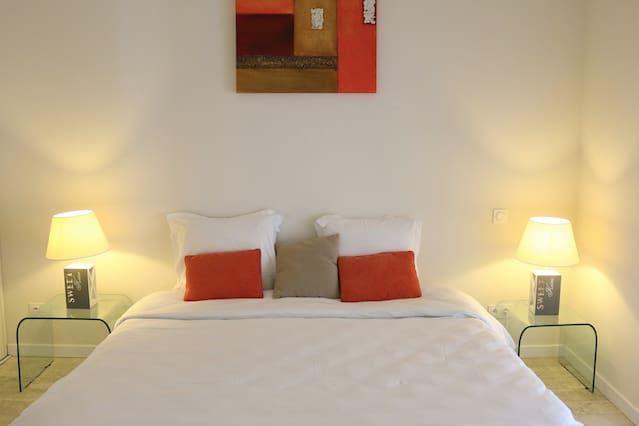 Alojamiento de 2 habitaciones en La couarde-sur-mer