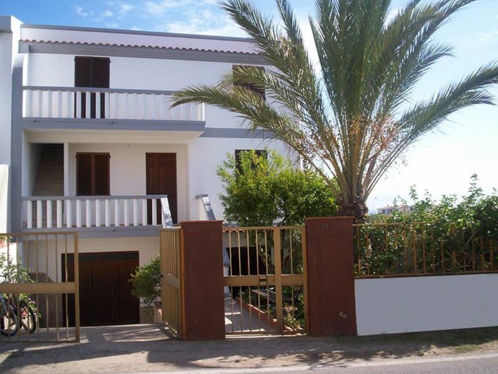 Abitazione con balcone per 4 persone