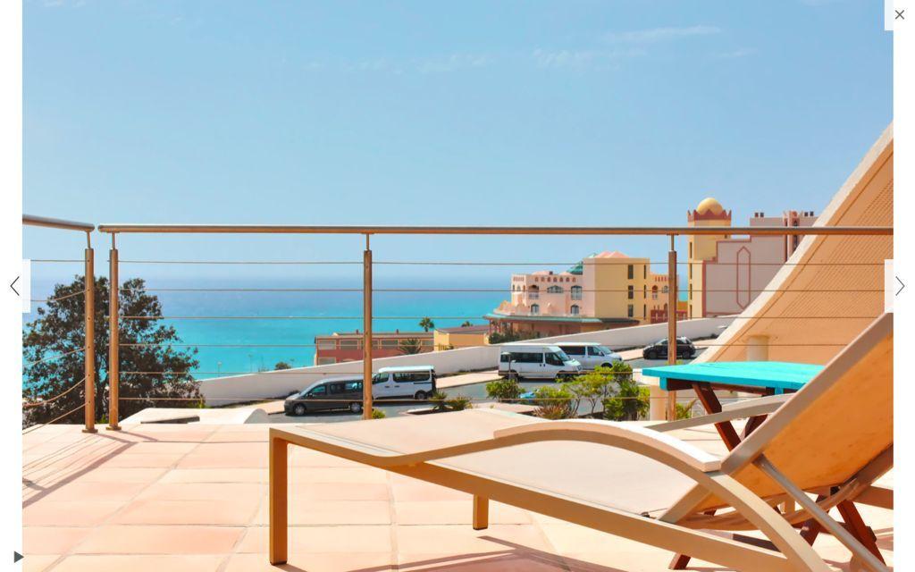 Residencia en Costa calma con parking incluído