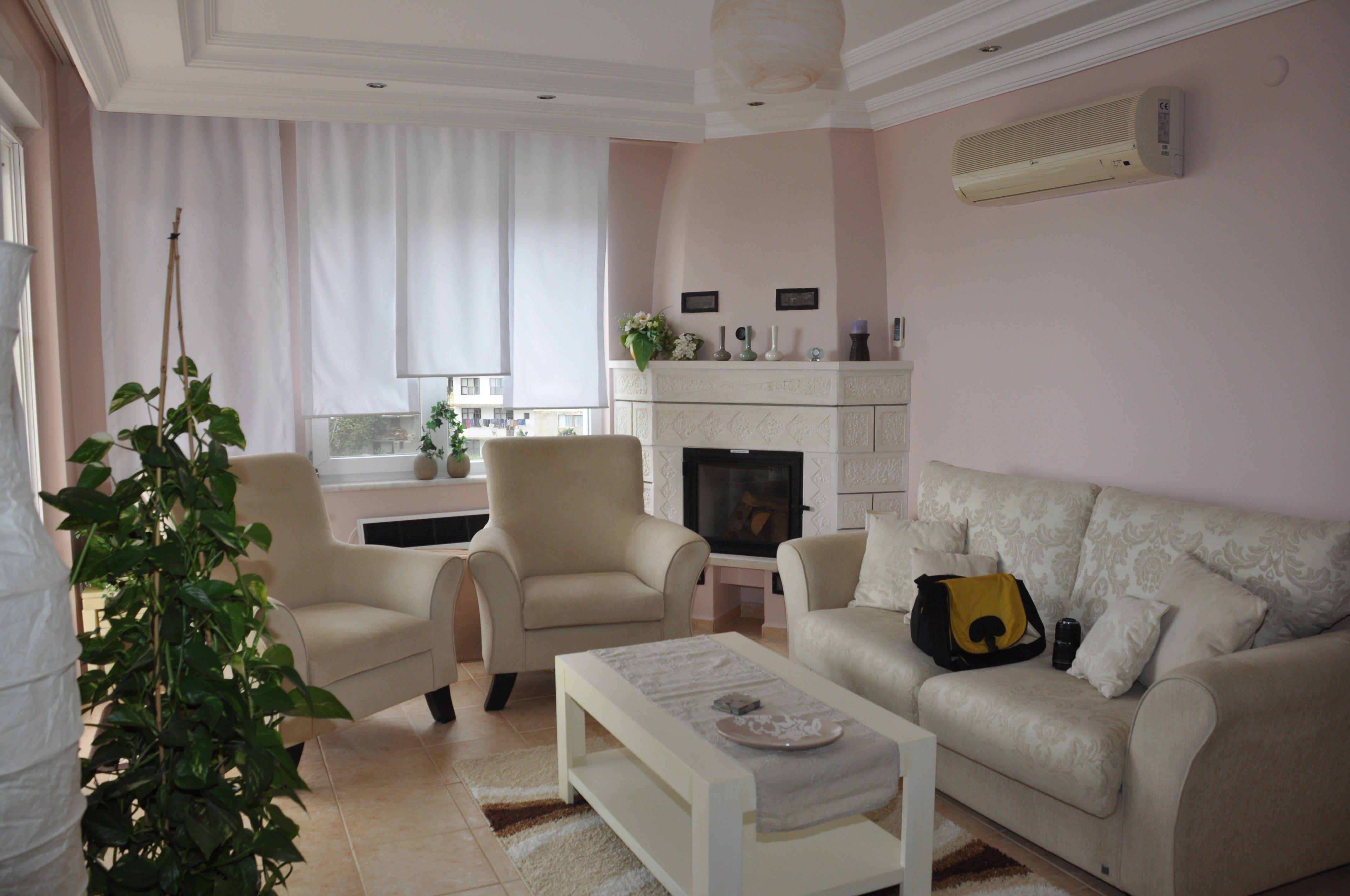 Wohnung mit inklusive Parkplatz in Alanya