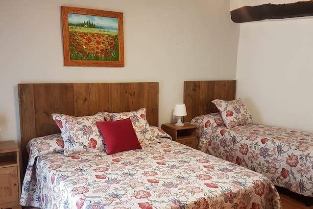 Alojamiento hogareño en Pratdip