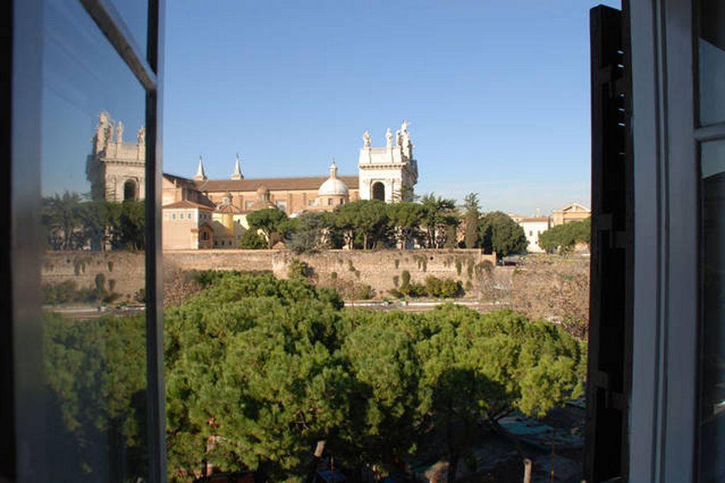 Atractivo alojamiento en Roma con Calefacción y Sábanas y toallas