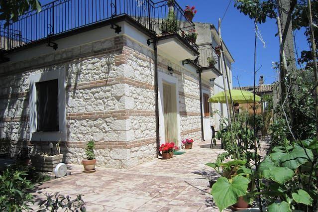 Wohnung für 2 Gäste in Rapino