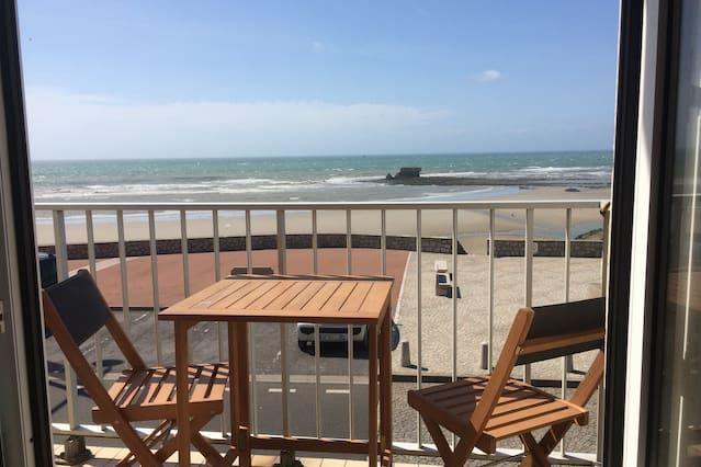 Hervorragende Unterkunft mit Balkon