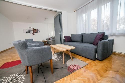 Alojamiento con balcón en Belgrado