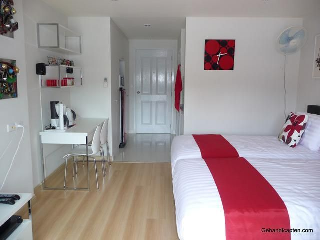 Studio in centre, comfortable, clean, maintained