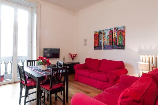 80 m² flat in Milán