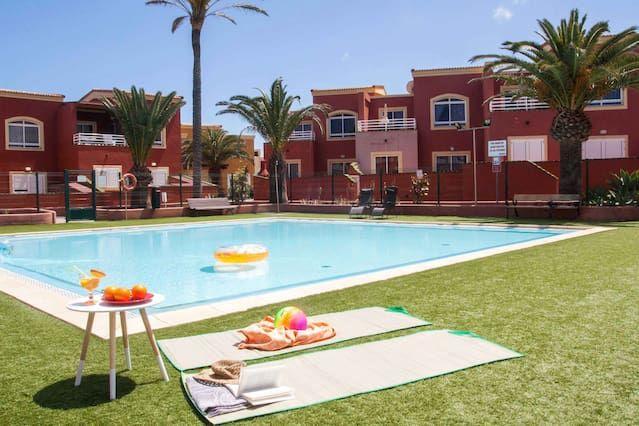 Little Paradise Corralejo, apartamento con piscina
