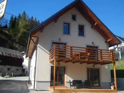Casa vacanze di 2 camere a Rateče