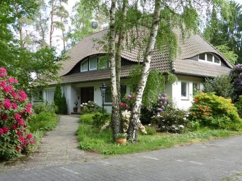 Attractive property with garden