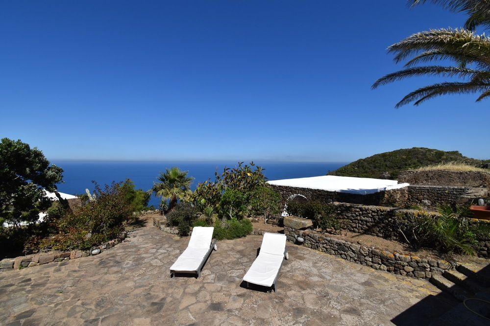 Chalet mit inklusive Parkplatz in Pantelleria