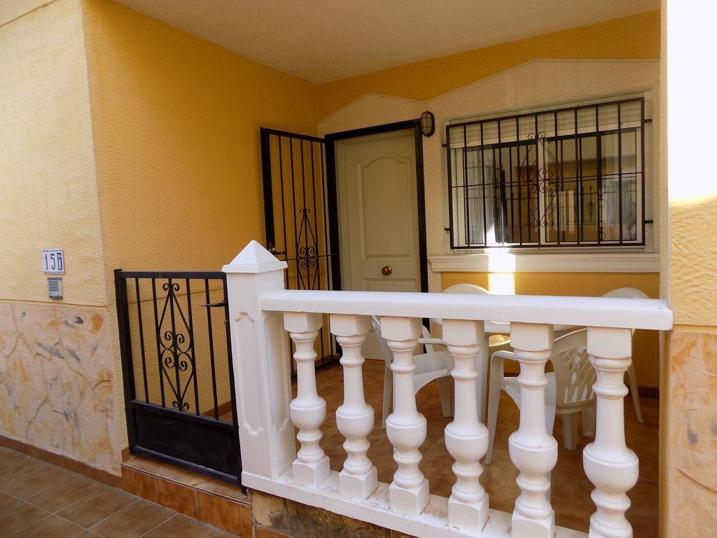 Vivienda en Formentera del segura para 4 huéspedes