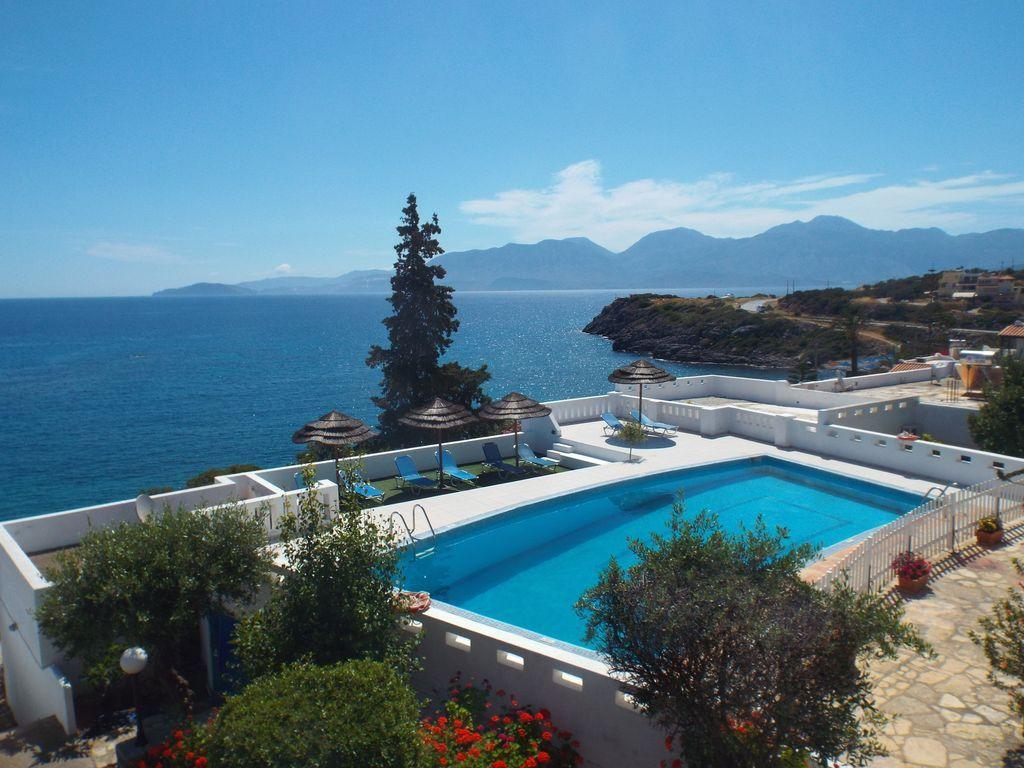 Vivienda en Agios nikolaos de 1 habitación