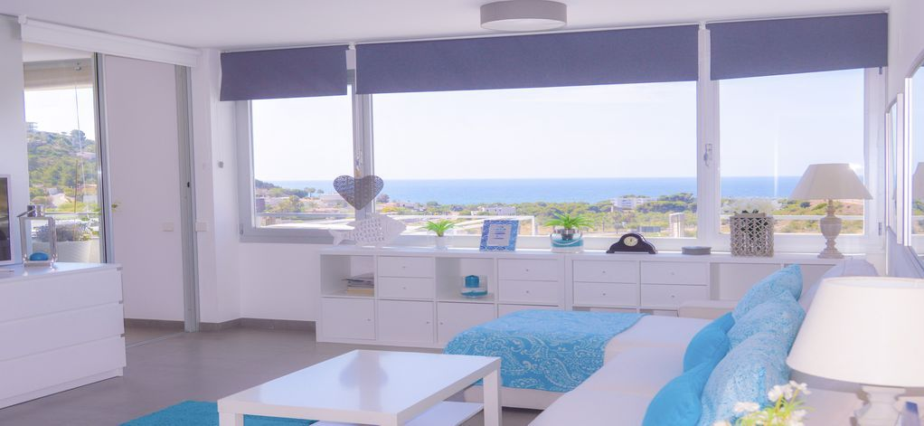 Vivienda con balcón