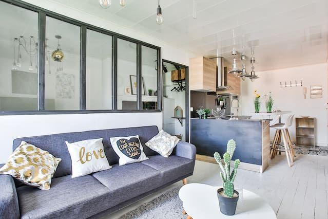 Appartement avec 1 chambre à Clermont-ferrand