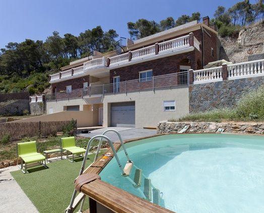 Residencia en Cervelló para 9 huéspedes