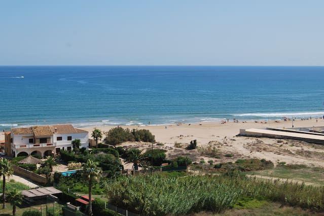 Junto al Mar: playa El Perellonet
