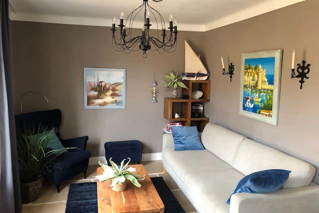 Appartement bien équipé