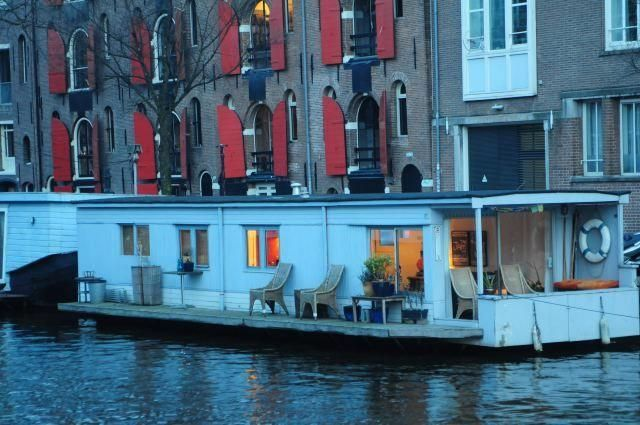 Central holiday rental in Amsterdam for 4 people