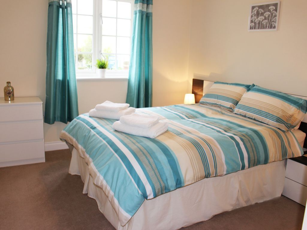 Holiday rental with wi-fi in Castle donington