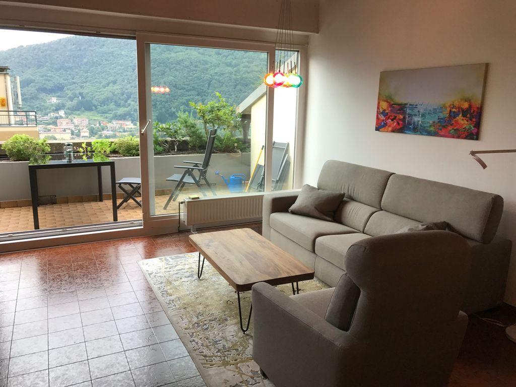 Piso de 100 m² en Cannobio
