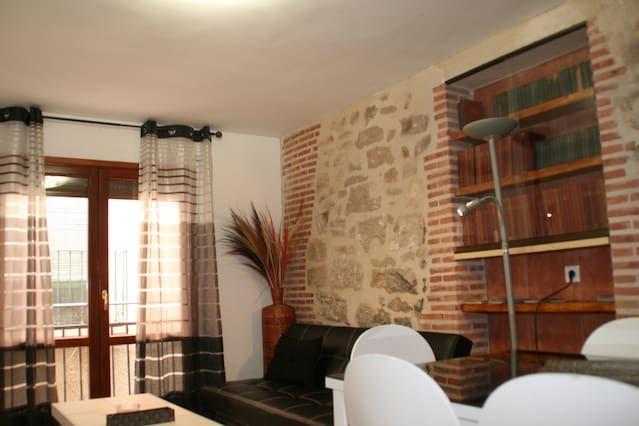 Alojamiento equipado en Alcañiz