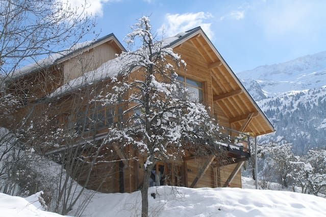 Residencia de 170 m² para 10 personas