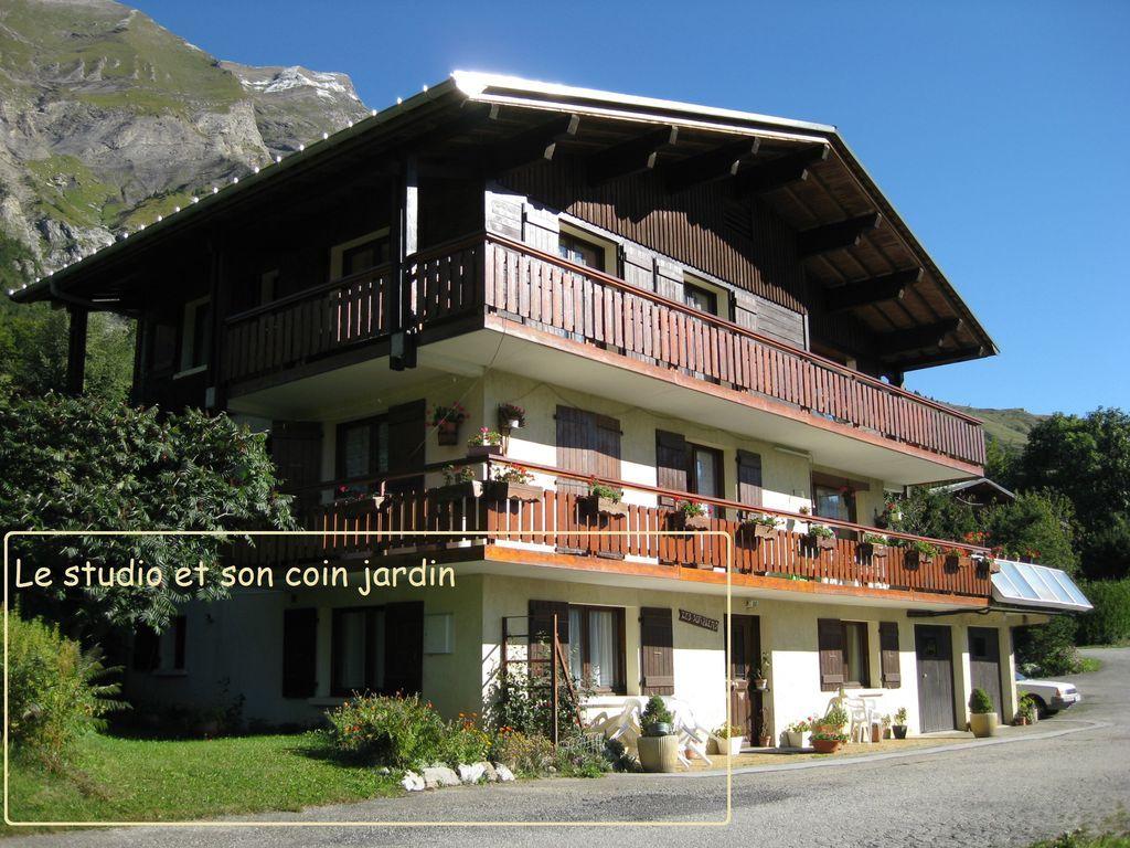 Apartamento para 4 huéspedes en La giettaz