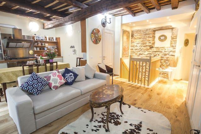 Apartamento práctico para 6 huéspedes