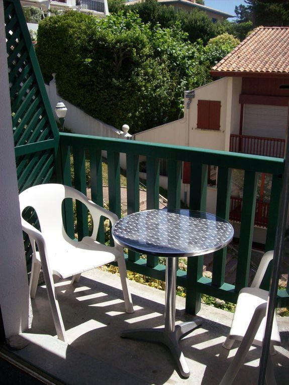 Unterkunft mit Balkon
