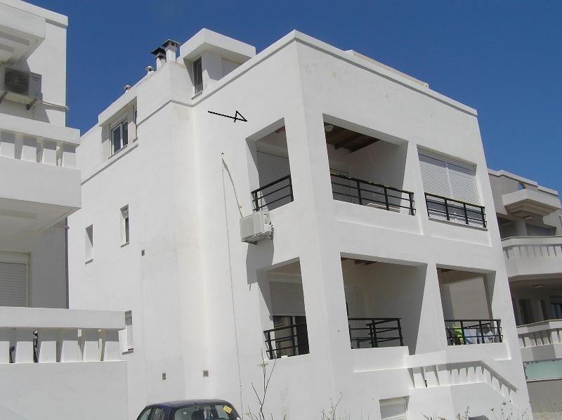 Kos town Seaview two floor luxury apartement