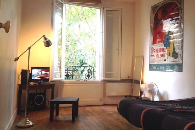 Apartment close to Paris