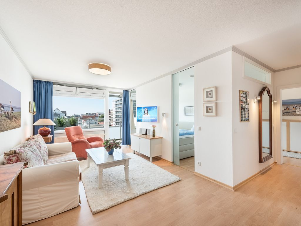 Chalet mit 2 Zimmern in Norderney