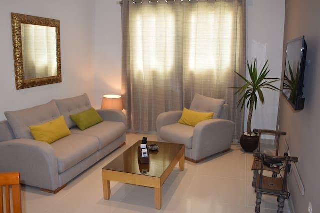 Alojamiento en Abidjan de 2 habitaciones