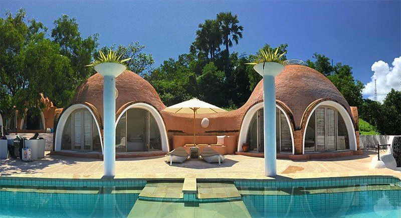Residencia popular en Tanjung