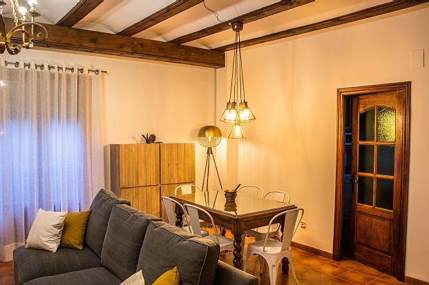 Vivienda de 4 habitaciones en Albarracín