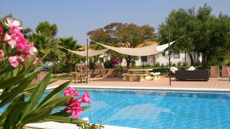 Charming Spacious Andalucian  Cortijo sleeps 25